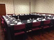 Hall Dining room 8